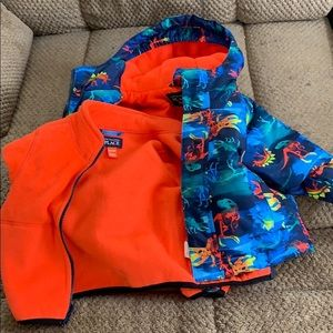 The Children's Place 2-in-1 winter jacket